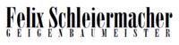 Logo Schleiermacher Geigenbau