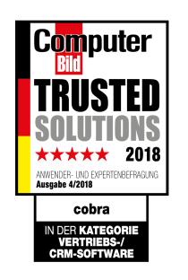 Logo Befragung der Statista und COMPUTER BILD im Zeitraum Okt. bis Dez. 2017